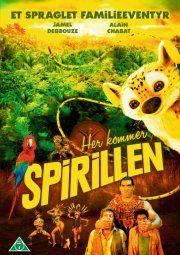 her kommer spirillen - et spraglet familieeventyr - DVD