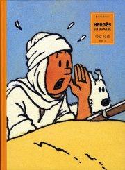 hergés liv og værk 2: 1937-1949 - bog