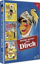 herlige gensyn med dirch - DVD