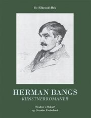 herman bangs kunstnerromaner - bog