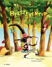 hermeline på hekseeventyr - bog