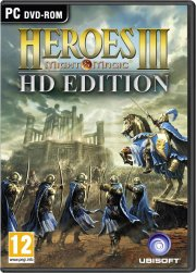 heroes of might & magic heroes iii - hd edition - PC