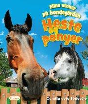 heste og ponyer - bog
