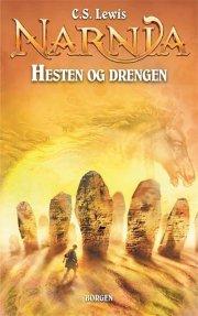 hesten og drengen - narnia bd 3 - bog