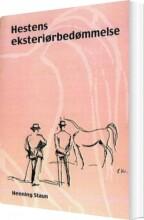 hestens eksteriørbedømmelse - bog