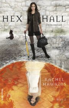 hex hall #2: dæmonglas - bog