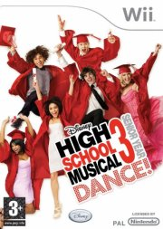 high school musical 3: senior year dance! - wii