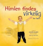 himlen findes virkelig - for børn - bog