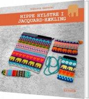 hippe hylstre i jacquard-hækling - bog