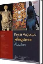 historiekanon, kejser augustus, jellingstenen, absalon - bog