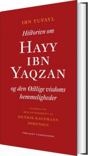 historien om hayy ibn yaqzan og den østlige visdoms hemmeligheder - bog