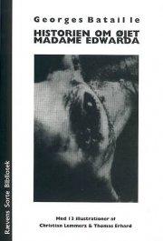 historien om øjet madame edwarda - bog