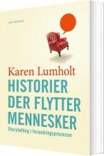 historier der flytter mennesker - bog