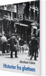 historier fra ghettoen - bog