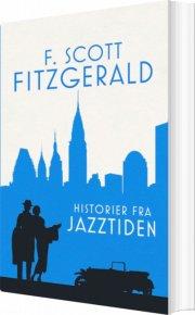 historier fra jazztiden - bog