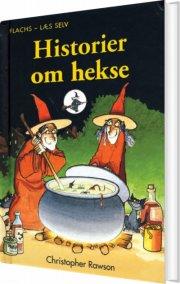 historier om hekse - bog