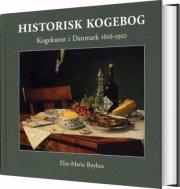 historisk kogebog - bog