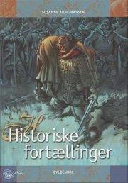 historiske fortællinger - bog