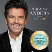 thomas anders - history - cd