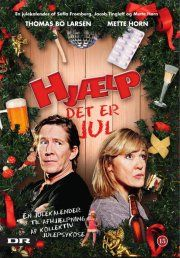 hjælp det er jul - DVD