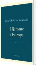 hjemme i europa - bog