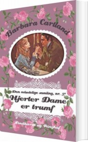 hjerter dame er trumf - bog