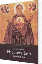 hjertets bøn - bog
