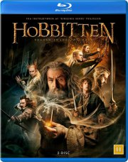 hobbitten 2 dragen smaugs ødemark / the hobbit 2 the desolation of smaug - Blu-Ray