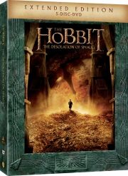 hobbitten 2: dragen smaugs ødemark - extended edition - DVD