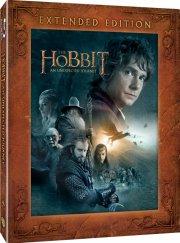 hobbitten: en uventet rejse - extended edition - Blu-Ray