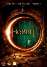 hobbitten box - hele trilogien - DVD