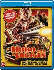 hobo with a shotgun - Blu-Ray