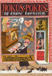 hokus pokus og andre børnerim - bog