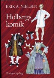 holbergs komik - bog