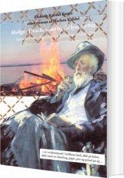 holger drachmann og de lyse nætter - bog