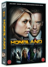 homeland - sæson 2 - DVD
