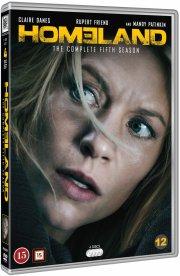 homeland - sæson 5 - DVD