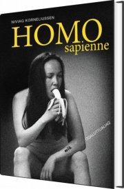 homo sapienne nb! grønlandsk udgave - bog