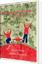 homøopati og børn - bog