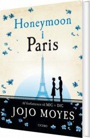 honeymoon i paris - bog