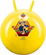 brandmand sam hoppebold med håndtag - 45-50 cm - Udendørs Leg