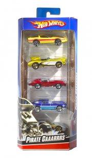 hot wheels biler - 5 stk - Køretøjer Og Fly