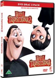 hotel transylvania 1+2 - DVD