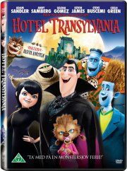 hotel transylvania - DVD