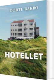 hotellet - bog