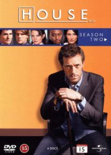 house m.d. - sæson 2 - DVD