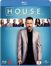 house m.d. - sæson 6 - Blu-Ray