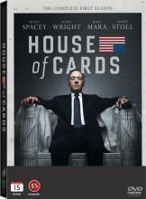 house of cards - sæson 1 - DVD