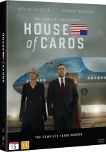 house of cards - sæson 3 - DVD