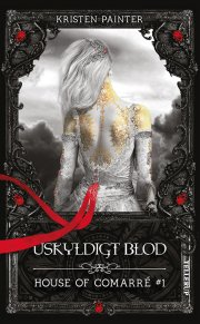 house of comarré #1: uskyldigt blod - bog